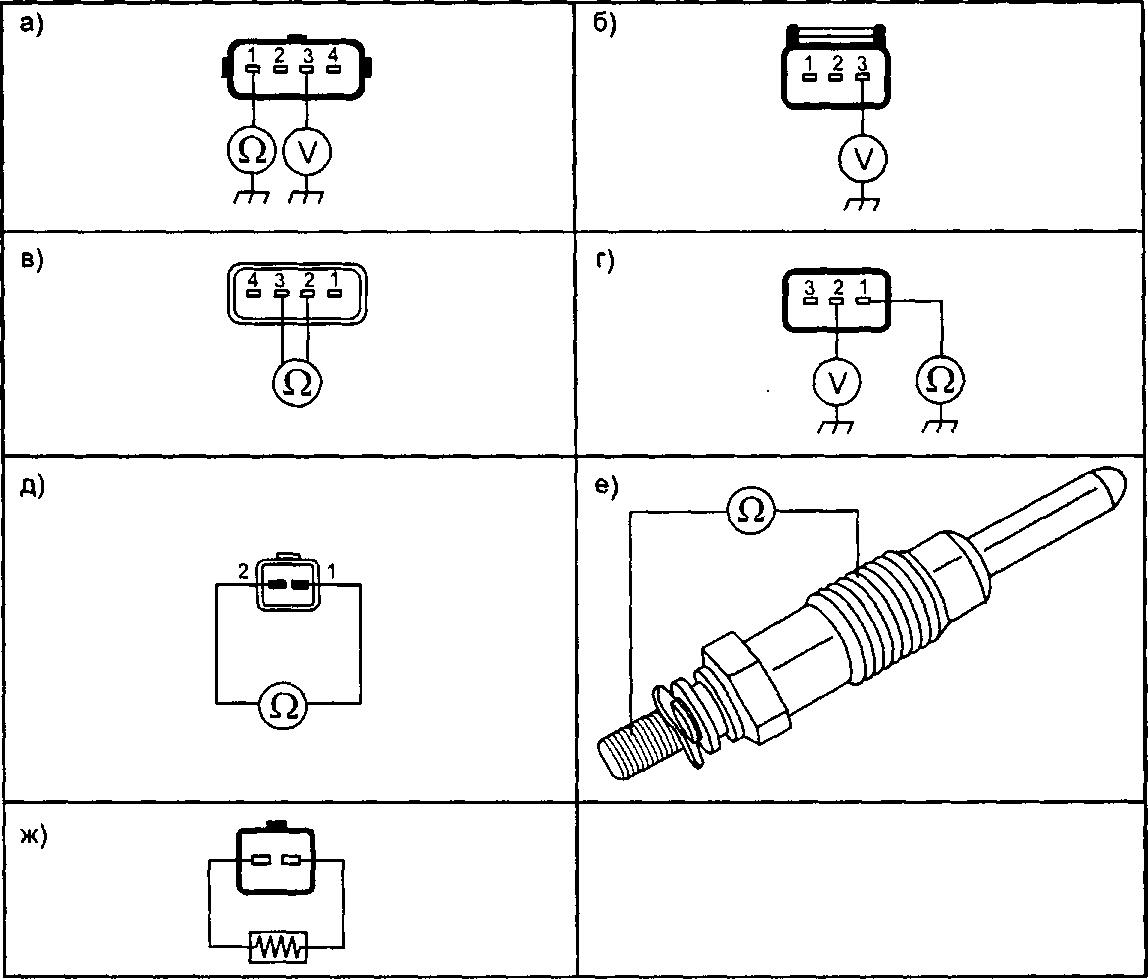 Впускная система lucas system td5